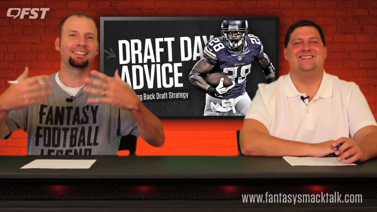 2017 Fantasy Football Running Back RB Draft Strategy thumbnail