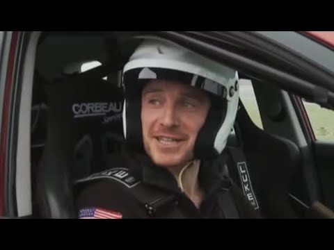 Stig Reasonably Priced Car - Michael Fassbender braves an icy Top Gear track to be a star in a reasonably priced Kia car. Subscribe to see all the reviews, races and challenges: http://b...