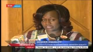 Gender Equality: Kenyan Women Want More Representation