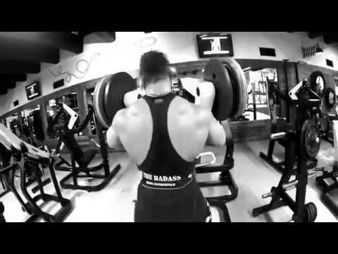 Trainings Techniken im Rückentraining / Mike Sommerfeld