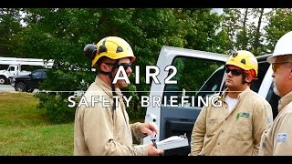 Air2 LLC Helicopter Safety Briefing