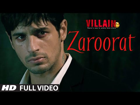 Zaroorat Full Video Song - Ek Villain - Mithoon - Mustafa...