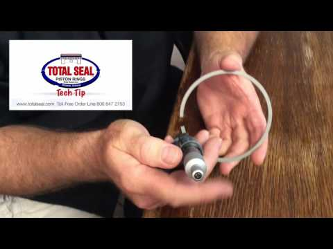 Video 1 Total Seal Tech Tip on measuring a ring
