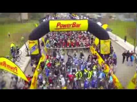 Clip Andalucía Bike Race POWERBAR review 2014