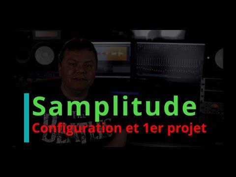 Magix Samplitude PRO X4 - Configuration et premier projet (FR)