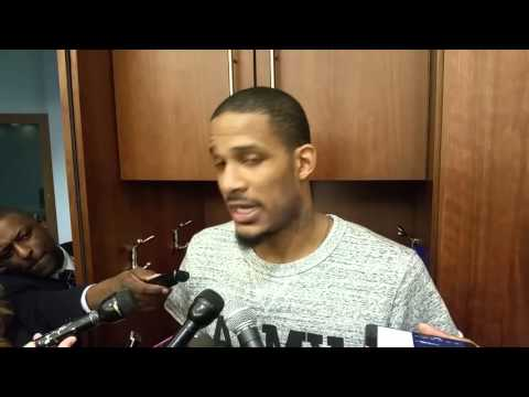 Trevor Ariza on Kobe's last game in Houston
