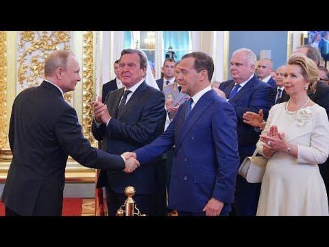 Πούτιν – Μεντβέντεφ: Ένα αχώριστο δίδυμο εξουσίας