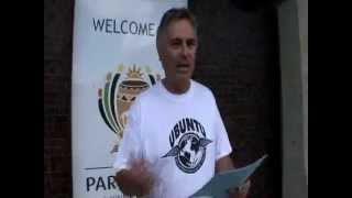 On the 26th of February, 2015, Michael Tellinger, representative and leader of the Ubuntu Party delivered to the South African...