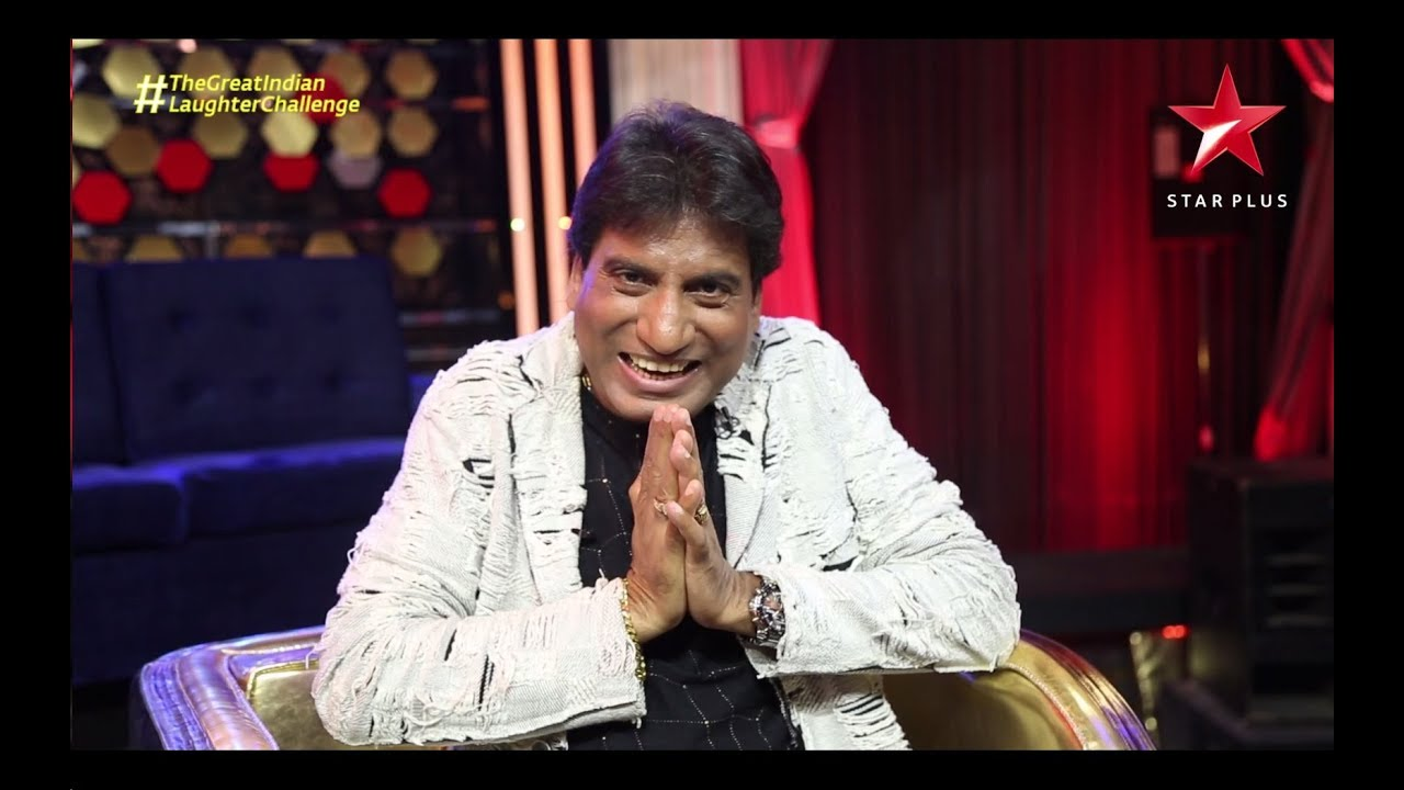 The Great Indian Laughter Challenge | Raju Srivastava