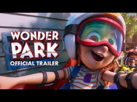 The First Full Trailer for Wonder Park