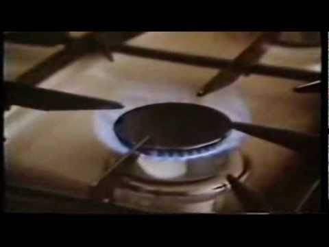 Commercial advert 2 – British Gas Cookability That's The Beauty Of Gas – Wrt Roger Greeaway