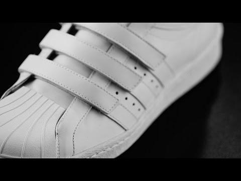 Adidas x Juun.J Spring/Summer 2015 Superstar Collection