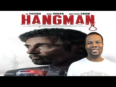 Hangman Movie Review