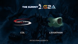 Leviathan vs coL, game 2
