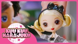 They all have style, but which is your favourite doll?For more Kuu Kuu Harajuku be sure to subscribe so you don't miss out on exclusive clips, videos and online content. Official Kuu Kuu Harajuku Site: www.kuukuuharajuku.comFacebook: https://www.facebook.com/kuukuuharajuku/Twitter: https://twitter.com/kuukuuharajukuInstagram: https://www.instagram.com/kuukuuharajuku/?hl=enWelcome to KuuKuuTube, the official YouTube channel for Kuu Kuu Harajuku. Join Love, Angel, Music, Baby, G and manager Rudie on their super cool music fuelled adventures as kawaii band HJ5.