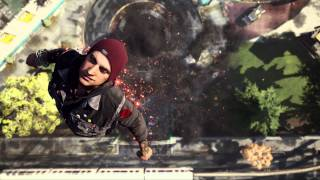 Трейлер inFAMOUS Second Son