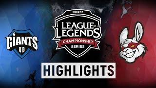 Video GIA vs. MSF - EU LCS Week 2 Day 2 Match Highlights (Summer 2018) MP3, 3GP, MP4, WEBM, AVI, FLV Juni 2018