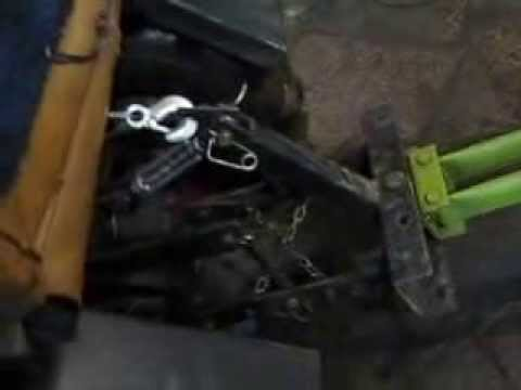 Електро Схема мото трактора зубр