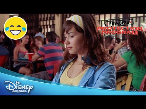 Princess Protection Program | Handling Of The Hamburger | Official Disney Channel UK