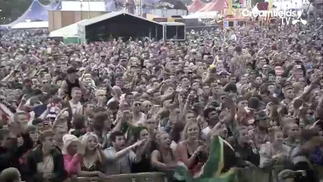Fatboy Slim - Live @ Creamfields 2014