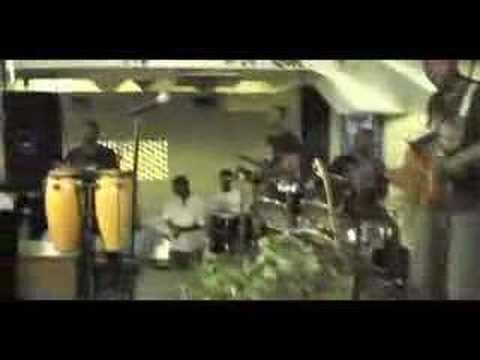 Evangel in Haiti a l'Eglise Sur le Rocher - Church On the Rock