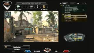 Fall Invitational - Unite Vs. Faze -- Game 2