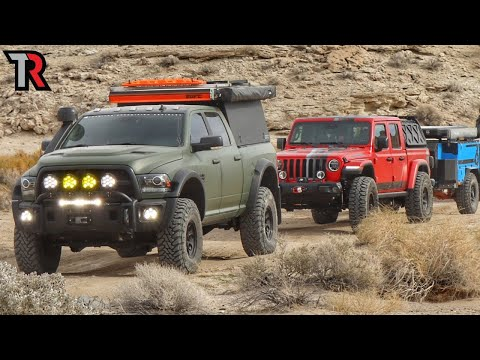 We'll Never Forget this No Agenda Overland Adventure!