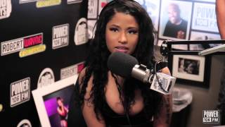 "Can Nicki Minaj Name 7 Words That Rhyme with ""Merry""?"