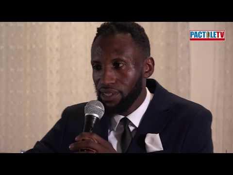 PARIS POUR LE ROYAUME avec L'Evangéliste Rodrigue Makungu