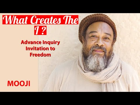 Mooji Video: Is There Something Before I ?