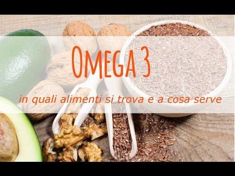 omega 3: a cosa servono e quali alimenti ne sono ricchi?