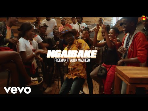 Freeman - Ngaibake (Official Video) ft. Alick Macheso