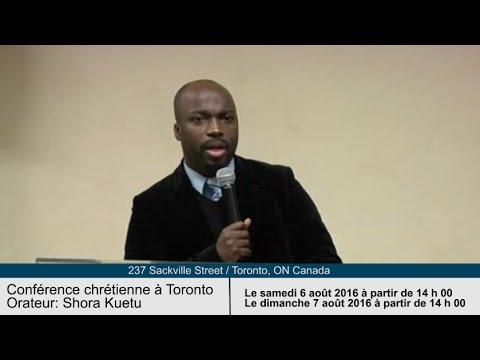 TÉLÉ 24 LIVE: Invitation à la conférence chrétienne de Toronto