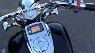 4. 2007 Honda VTX 1800 F