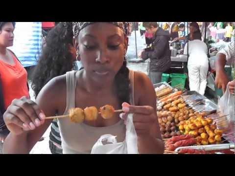 Phuket Thailand Food Episode: KelleeSetGo! The Travel Show