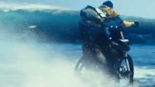 映画『トリプルX:再起動』水上バイクサーフィン映像