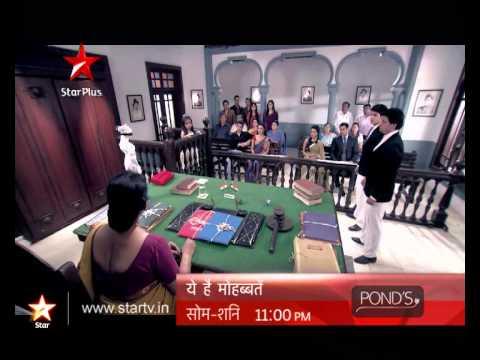 Will Raman and Ishita win Ruhi's custody battle?