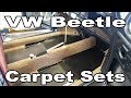 Classic VW BuGs Best Places to buy Carpet Kits for Type 1 Beetle Restoration