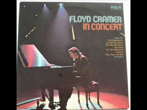 Floyd Cramer - On The Rebound (In Concert - Live)