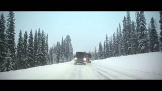 """""""Arctic Van Test 2014"""" panākumus gūst """"Ford"""" furgoni"""