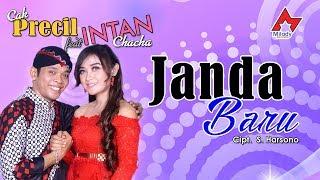 Download Lagu Cak Percil Feat Intan Chacha - Janda Baru [OFFICIAL] Mp3