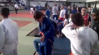 Torneio de Abertura 2017 - Maria Eduarda é Ouro ! (Luta 2 de 2)