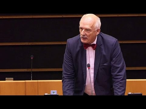 Σεξιστικό παραλήρημα στο Ευρωπαϊκό Κοινοβούλιο