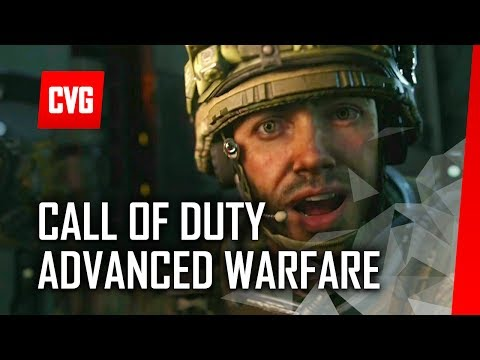 cod - Call of Duty: Advanced Warfare Trailer - E3 2014 ☆ Sub to CVG: http://bit.ly/SubToCVG Here's the brand new gameplay for Call of Duty: Advanced Warfare, shown...