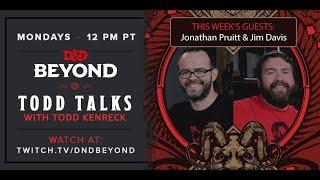 Artificer Talk With Jonathan Pruitt & Jim Davis of WebDM Show