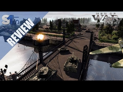 обзор Men of War: Assault Squad 2