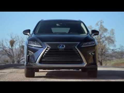 Lexus RХ 2016 - видео обзор!