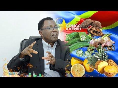 🔶UNE ALIMENTATION PLUS SIMPLE PENDANT CETTE PERIODE PROF THEOPHILE MBEMBA   CONGO AVENIR