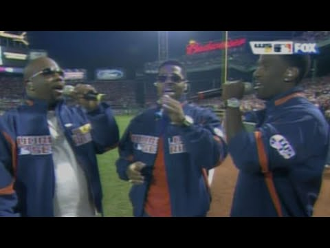 Video: Boyz II Men perform