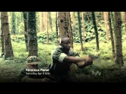 Syfy - Ferocious Planet - Promo